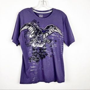 5 for $20 SALE Levi's Eagle Graphic Short sleeve t